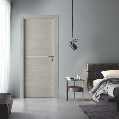 дверь для помещения / створчатая / из ламината