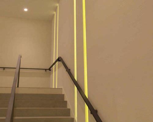 встраиваемое профильное освещение / LED / модульное