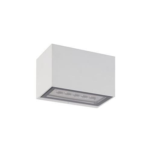 современный настенный светильник / для наружного применения / из алюминия / LED