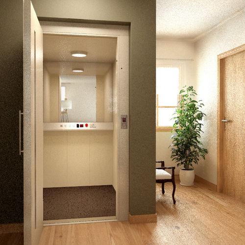 гидравлический лифт / частный