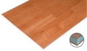 сэндвич-панель для пола / деревянная поверхность / прокладка из полистирола / прокладка из ПВХ
