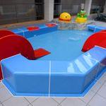 каркасный бассейн / из пластика / для аквапарков / для детей
