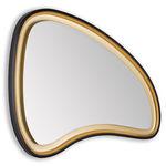 настенный Зеркало для ванной комнаты / световой (светодиод) / современный / из МДФ
