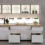 подвесная мебель для кухни