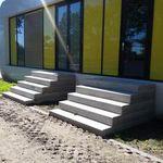 ступень из бетона