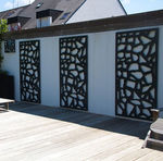 трельяж для зеленой стены / из термолакированного алюминия
