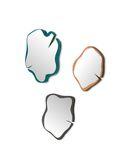 настенное зеркало / для спальни / для гостиной / уникальный дизайн