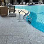 бортик бассейна из бетона