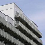 балкон из решетки