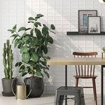 плитка для интерьера / настенная / из керамогранита / 30x30 см