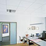 подвесной потолок из минерального волокна / из плит / акустический