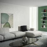 декоративная краска / для отделки / для стены / для гипса
