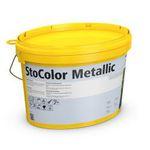 декоративная краска / для фасада / для наружного применения / синтетическая
