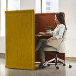 рабочий стол для офисов открытого типа