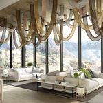 подвесной потолок из металла