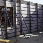 бетон с высоким сопротивлением / самоуплотняющийся / для обеспечения безопасности / для ограды