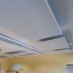 акустическая сэндвич-панель для подвесных потолков