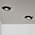 даунлайт на потолок / LED / эллиптический / для профессионального использования