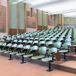 современное кресло для аудитории