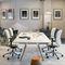 современный стол для собраний / из дерева / прямоугольныйAHREND AERO by Marck HaansAhrend