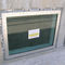 неподвижное окно / из нержавеющей стали / с тройным остеклением / герметичноеNatare Corporation