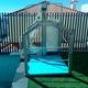 подъемная платформа для лиц с ограниченными возможностями / для общественного бассейна / для бассейна
