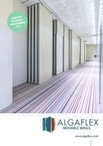 Catalogue produits Algaflex 2020