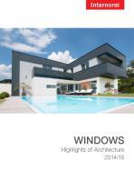 Brochure WINDOWS 2014/2015