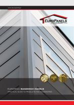 EUROPEAN SANDWICH PANELS