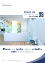 CORONA SHIELD - OUR PROTECTIVE SOLUTIONS