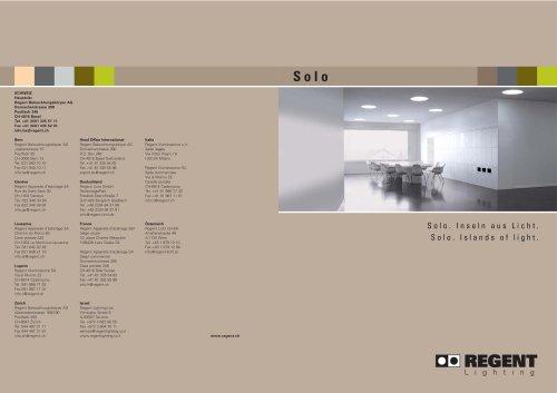 Brochure Solo