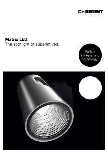 Matrix LED.