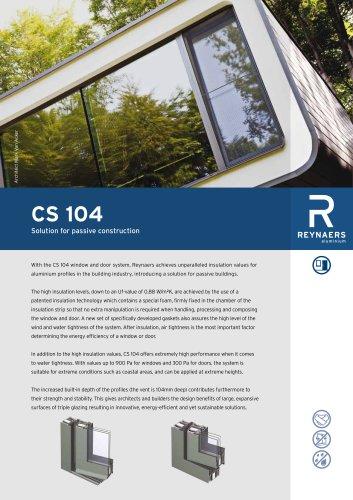 CS 104