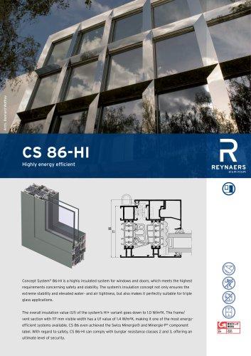 CS 86-HI