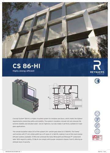 CS 86 HI