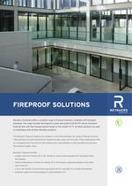 Fireproof Solutions