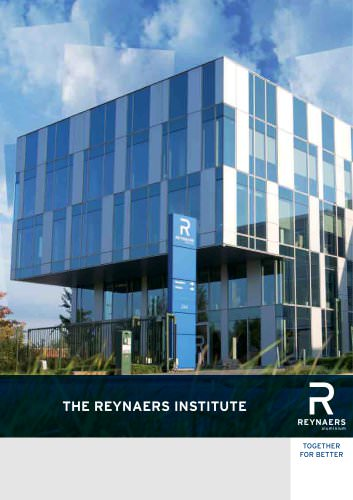 Reynaers Institute Brochure