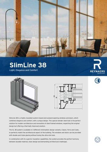 SlimLine 38