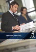 TECHNICAL TRAININGS
