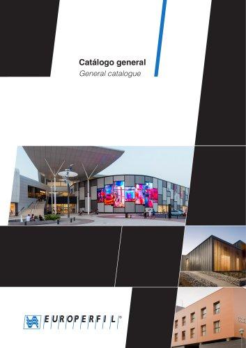 General catalogue EUROPERFIL