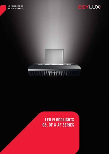 LED FLOODLIGHTS BROCHURE