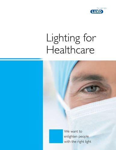 Lighting for Healthcare Brochure