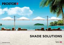 Prostor Shade Solutions