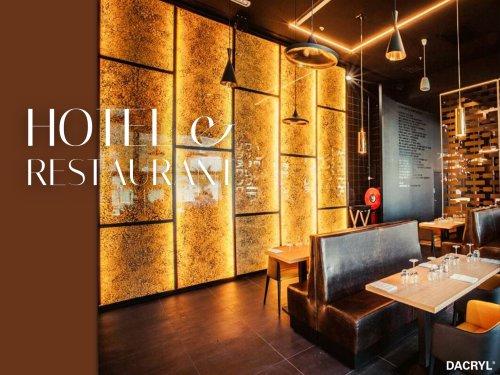 Hôtels & restaurants