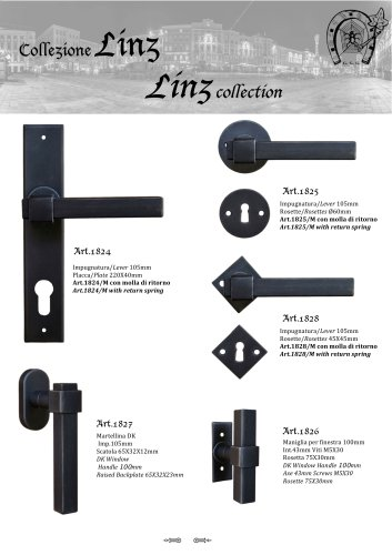 """""""LINZ"""" COLLECTION"""