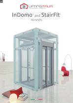 InDomo and StairFit - Homelifts
