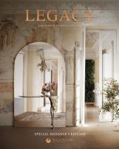 Legacy Magazine - Special Design Edition