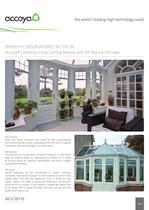 Accoya® Combines Long-Lasting Beauty with All-Natural Heritage