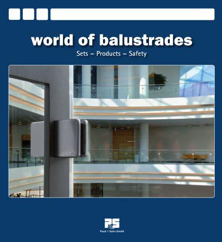 World of balustrades